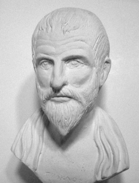 Proclus (n. 8 februarie 412 - d. 17 aprilie 485 d.Hr.), a fost un filozof neoplatonist grec, unul dintre ultimii marii filozofi clasici - foto: i.warosu.org