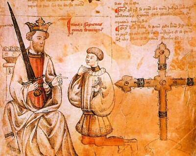 Sancho al IV-lea (12 mai 1258 - 25 aprilie 1295) a fost regele Castiliei, Leonului şi Galiciei din 1284 până la moartea sa - foto: ro.wikipedia.org