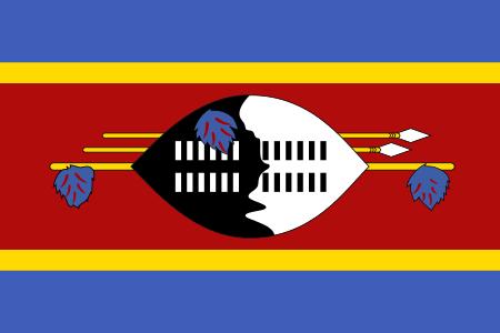 Drapelul Swazilandului - foto: ro.wikipedia.org