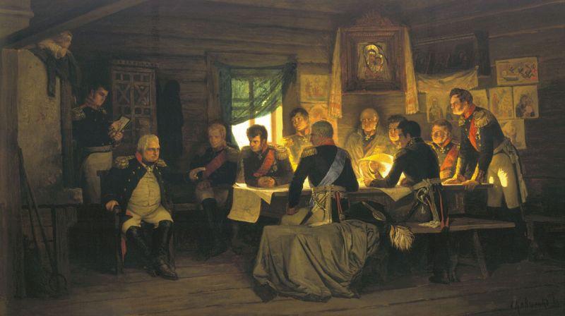 Tratatul de la București (1812) - foto preluat de pe pinterest.com
