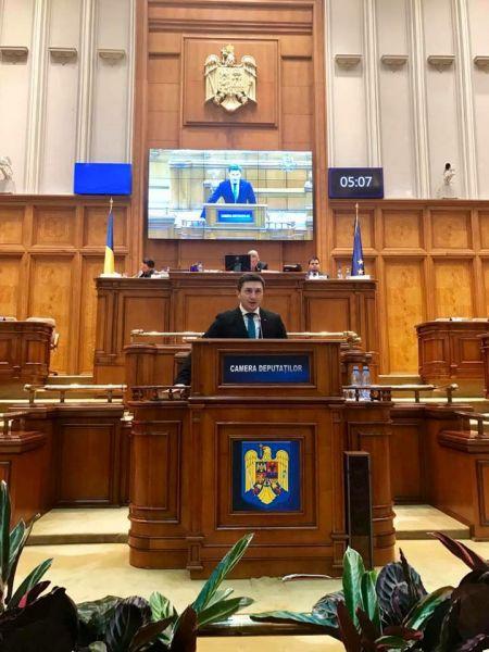 Constantin Codreanu - Unionist. Deputat. Președintele Comisiei pentru comunitățile de români din afara granițelor țării - foto: facebook.com