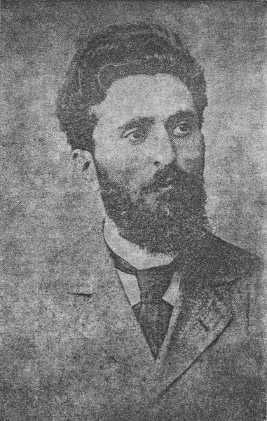 Garabet Ibrăileanu (n. 23 mai 1871, Târgu Frumos - d. 12 martie 1936, Bucureşti), a fost un critic şi istoric literar, eseist, pedagog, redactor literar şi romancier român - foto preluat de pe ro.wikipedia.org