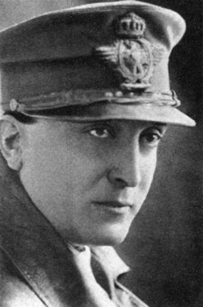 Cpt. av. Gheorghe Bănciulescu, 1927 - foto preluat de pe ro.wikipedia.org