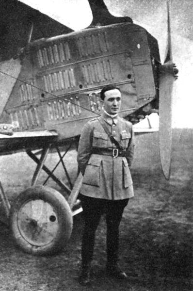 Gheorghe Bănciulescu în anul 1925 - foto preluat de pe ro.wikipedia.org