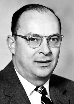 John Bardeen (n. 23 mai 1908 — d. 30 ianuarie 1991) a fost un inginer și fizician american - foto preluat de pe ro.wikipedia.org