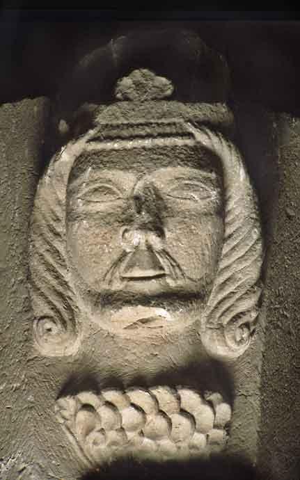 Magnus al III-lea - în suedeză: Magnus Birgersson/Magnus Ladulås - (1240 - 18 decembrie 1290) a fost regele Suediei din 1275 până la moartea sa în 1290 - Bust of Magnus as duke at Skara Cathedral - foto preluat de pe en.wikipedia.org