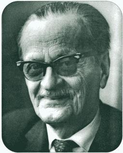 Şerban Cioculescu (n. 7 septembrie 1902, Bucureşti - d. 25 iunie 1988, Bucureşti) a fost un caragialeolog, critic şi istoric literar român, profesor la universităţile din Iaşi şi Bucureşti -foto preluat de pe ro.wikipedia.org
