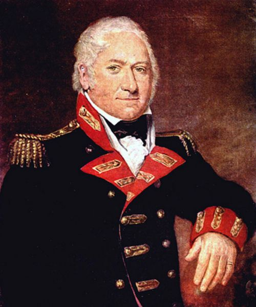 Lieutenant General Henry Shrapnel (3 June 1761 – 13 March 1842) - foto: en.wikipedia.org