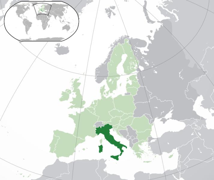 Italia - foto preluat de pe ro.wikipedia.org