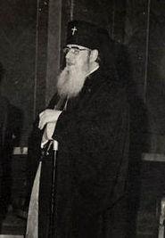 Iustin Moisescu (n. 5 martie 1910, Cândeşti, Argeş - d. 31 iulie 1986, Bucureşti) a fost al patrulea patriarh al Bisericii Ortodoxe Române (1977-1986) - foto preluat de pe ro.wikipedia.org