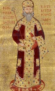 Manuel al II-lea al Bizanțului (n. 27 iunie 1350 – 21 iulie 1425) a fost un împărat bizantin din 1391 până în 1425 - foto preluat de pe ro.wikipedia.org
