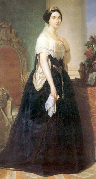 Maria Adelaide (Adelheid Franziska Marie Rainera Elisabeth Clotilde; 3 iunie 1822 - 20 ianuarie 1855) a fost prima soţie a lui Victor Emanuel al II-lea al Italiei şi astfel regină a Sardiniei din 1849 până la moartea sa - foto: ro.wikipedia.org