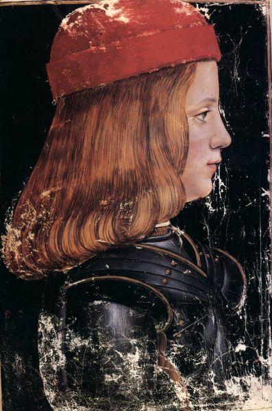 Maximilian (Massimiliano) Sforza (25 ianuarie 1493 – 4 iunie 1530) a fost Duce al Milano din familia Sforza, fiu al lui Lodovico Sforza. A domnit 1512–1515,[1] între ocupaţiile franceze ale lui Ludovic al XII-lea al Franţei (1500–1512) şi Francisc I al Franţei în 1515 - foto: ro.wikipedia.org