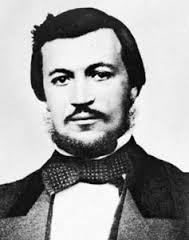 Nicolaus August Otto circa 1868 - foto preluat de pe en.wikipedia.org