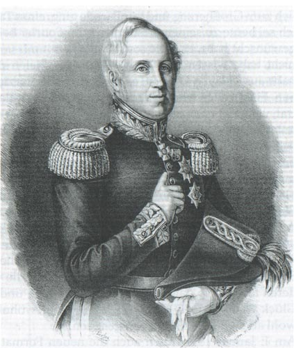 Augustus, Mare Duce de Oldenburg (13 iulie 1783 – 27 februarie 1853) a fost Mare Duce de Oldenburg din 1829 până în 1853 - foto preluat de pe ro.wikipedia.org