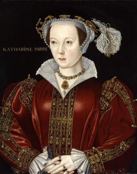Catherine Parr s-a născut în jurul anului 1512, fiind cunoscută în istorie ca a şasea - şi ultima - soţie a regelui Angliei Henric al VIII-lea. - foto preluat de pe ro.wikipedia.org