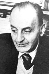 Constantin Noica (n. 12 iulie 1909, Vitănești, județul Teleorman - d. 4 decembrie 1987, Păltiniș, județul Sibiu) a fost un filosof, poet, eseist, publicist și scriitor român - foto preluat de pe ro.wikipedia.org