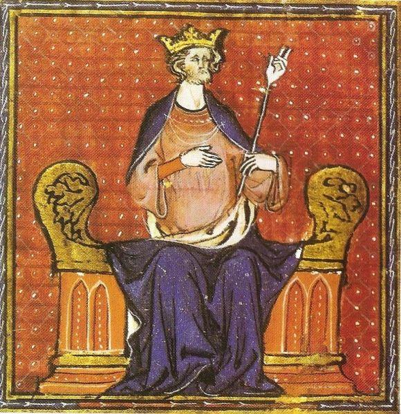 Hugo Capet (franceză Hugues Capet; c. 941 – 24 octombrie 996) a fost primul rege al francilor din Casa de Capet de la alegerea sa în 987 până la moartea sa, în 996 - foto preluat de pe ro.wikipedia.org