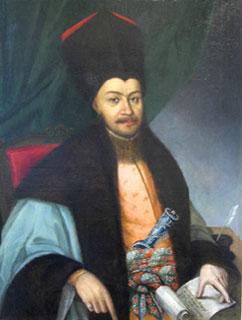 Ienăchiţă Văcărescu (n. 1740 - d. 12 iulie 1797) a fost un poet, filolog şi istoric român din Ţara Românească - foto preluat de pe ro.wikipedia.org