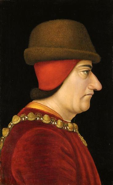 """Ludovic al XI-lea al Franței (franceză Louis XI, supranumit """"le Prudent"""" (cel Prudent); n. 3 iulie 1423 - d. 30 august 1483) a fost rege al Franței, al șaselea din familia Valois din Dinastia Capețienilor - foto preluat de pe ro.wikipedia.org"""