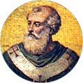 Papa Ioan al III-lea a fost Papă al Romei în perioada 17 Iulie 561 - 13 Iulie 574 - foto preluat de pe ro.wikipedia.org