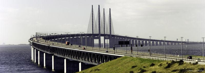 Podul Øresund - foto preluat de pe ro.wikipedia.org
