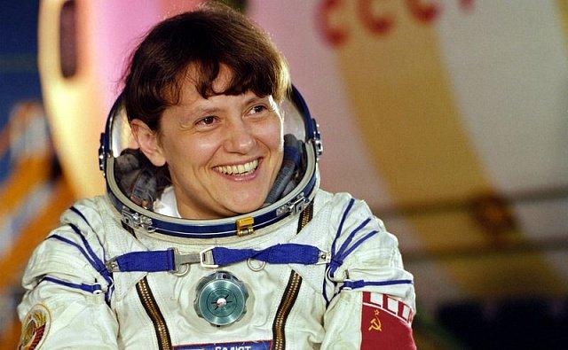Svetlana Yevgenyevna Savitskaya (Russian: Светла́на Евге́ньевна Сави́цкая; born 8 August 1948) - foto preluat de pe twitter.com