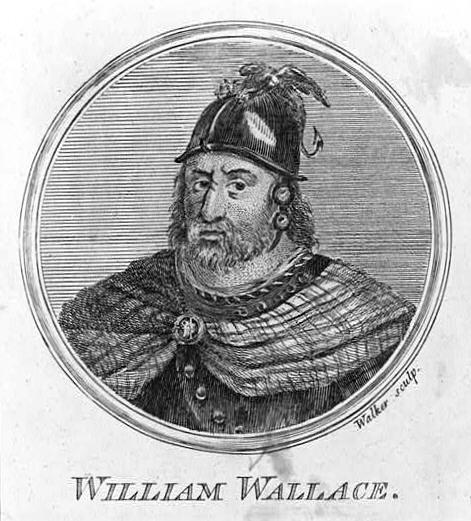 Sir William Wallace (în gaelica medievală: Uilliam Uallas; în gaelică scoţiană Uilleam Uallas; 1272 sau 1273 – 23 august 1305) a fost un cavaler şi nobil scoţian devenit unul din principalii lideri în timpul Războaielor Scoţiene de Independenţă - foto preluat de pe ro.wikipedia.org