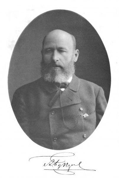 Aleksandr Mihailovici Butlerov (n. 15 septembrie 1828 – d. 17 august 1886) a fost un chimist rus, membru al Academiei de Ştiinţe din Sankt Petersburg, fondator al teoriei structurii chimice, care stă la baza chimiei organice moderne - foto: en.wikipedia.org