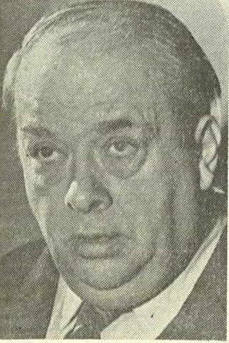 Nicolae Gărdescu (n. 11 august 1903, Bucureşti — d. 25 iunie 1982, Bucureşti)[1] a fost un cunoscut actor român de film, teatru, televiziune şi vodevil - foto: ro.wikipedia.org