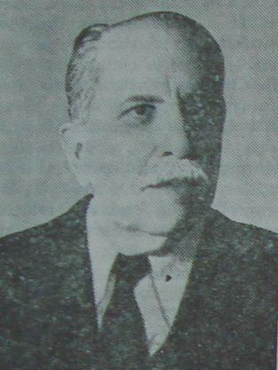 Simion Sanielevici (n. 4 august 1870, Botoșani - d. 12 august 1963, Klagenfurt, Austria) a fost un academician român, de origine evreiască,[1] matematician, membru de onoare (1948) al Academiei Române - foto preluat de pe ro.wikipedia.org