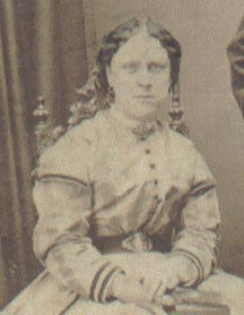 1869 photograph of Annie Chapman, a victim of Jack the Ripper - foto: en.wikipedia.org