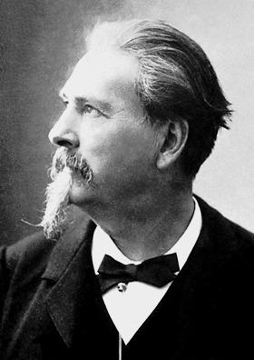 Frédéric Mistral (n. 8 septembrie 1830 Maillane, Bouches-du-Rhône - d. 25 martie, 1914 Maillane) poet francez de limbă provensală, laureat al Premiului Nobel pentru Literatură în 1904 - foto: ro.wikipedia.org