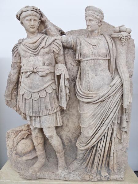 Nero și Agripina - foto preluat de pe ro.wikipedia.org