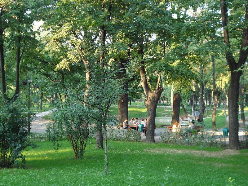 Parcul Kiseleff - foto preluat de pe ro.wikipedia.org