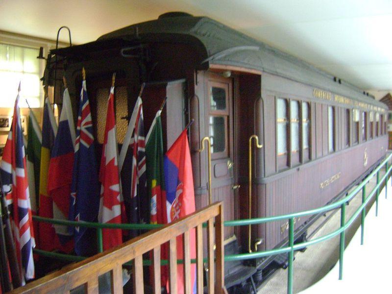 Wagon de l'Armistice - foto preluat de pe ro.wikipedia.org