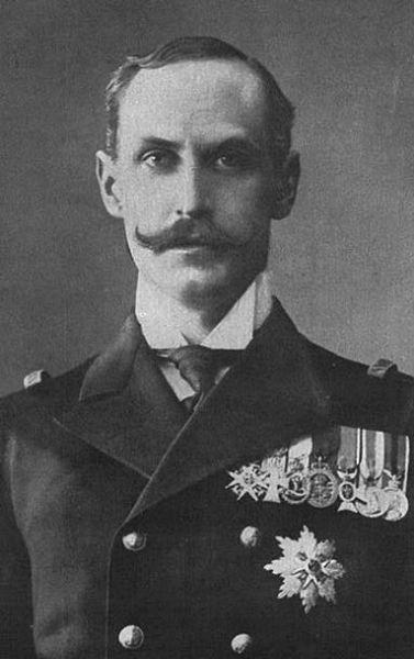 Haakon al VII-lea (Prințul Carl al Danemarcei, născut Christian Frederik Carl Georg Valdemar Axel) (3 august 1872 – 21 septembrie 1957) a fost primul rege al Norvegiei după disoluția uniunii dintre Norvegia și Suedia din 1905 - foto preluat de pe ro.wikipedia.org