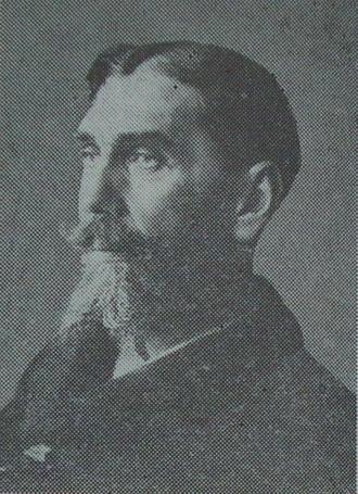 Ion Mincu (n. 20 decembrie 1852, Focşani - d. 6 decembrie 1912, Bucureşti) a fost un arhitect, inginer, profesor şi deputat român - foto preluat de pe ro.wikipedia.org