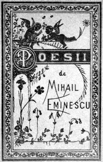 """Poesii"" de Mihai Eminescu - foto preluat de pe ro.wikipedia.org"
