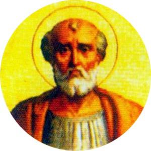 Pope Callixtus I (died 222), also called Callistus I, was the Bishop of Rome (according to Sextus Julius Africanus) from c. 218 to his death c. 222 or 223 - foto preluat de pe en.wikipedia.org