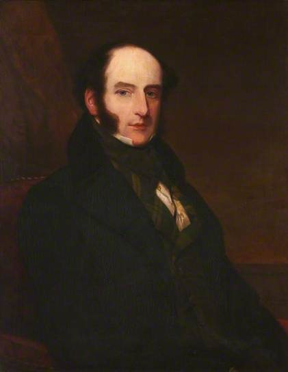 Robert Liston (28 October 1794 – 7 December 1847) - Robert Liston, 1847 portrait by Samuel John Stump - foto preluat de pe en.wikipedia.org