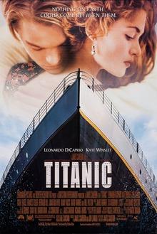 Titanic (1997) - Afișul filmului - foto preluat de pe ro.wikipedia.org