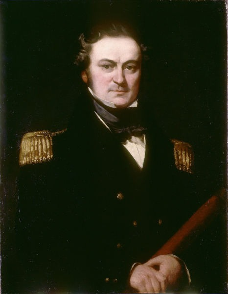 Rear-Admiral Sir William Edward Parry (19 December 1790 – 8 July 1855) - foto preluat de pe en.wikipedia.org