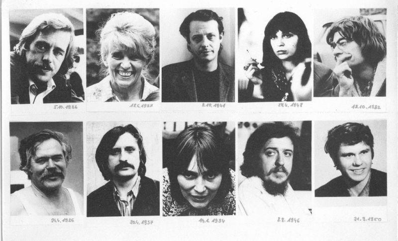 Carta 77 a fost o inițiativă civică, de disidență, din Cehoslovacia între 1977 și 1992. Numele a fost omonim cu documentul Carta 77, redactat în ianuarie 1977. Membrii fondatori au fost: Václav Havel, Jan Patočka, Zdeněk Mlynář, Jiří Hájek și Pavel Kohout. După Revoluția de catifea din 1989, mulți dintre membrii grupului au avut roluri importante în politica cehă și slovacă - foto preluat de pe www.progetto.cz