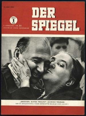 DER SPIEGEL 22/1947 - foto preluat de pe www.spiegel.de