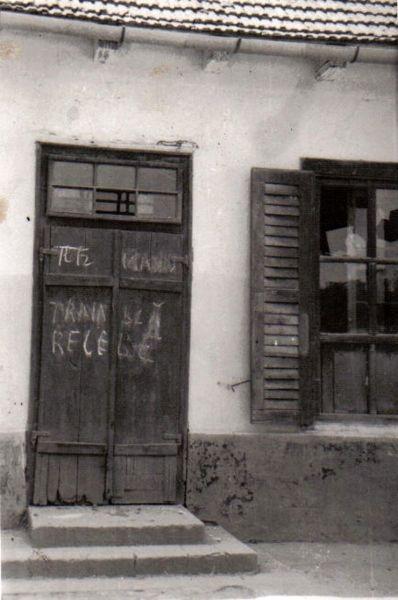 Revolte împotriva colectivizării Fototeca online a comunismului românesc. Rascoale taranesti [Fotografia #NA002]