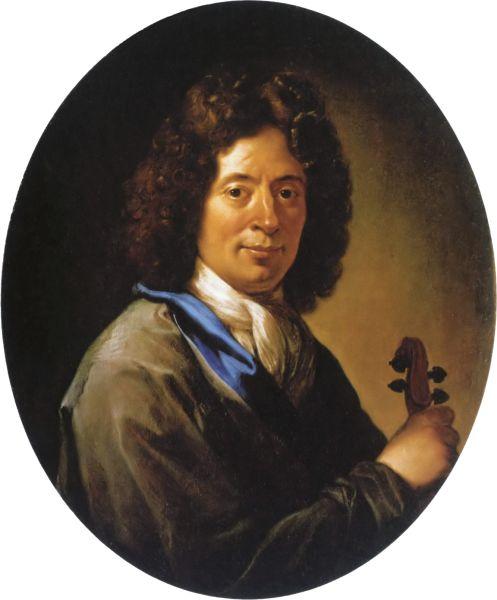Arcangelo Corelli (n. 17 februarie 1653 - d. 8 ianuarie 1713) a fost un compozitor şi violonist italian - foto preluat de pe ro.wikipedia.org