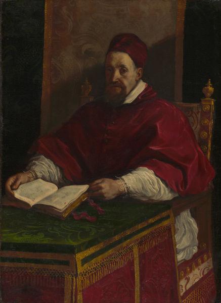 Papa Grigore al XV-lea, născut Alessandro Ludovisi, (n. 9 ianuarie 1554, Bologna - d. 8 iulie 1623, Roma) a fost papă al Romei din 1621 până în 1623 - foto preluat de pe ro.wikipedia.org
