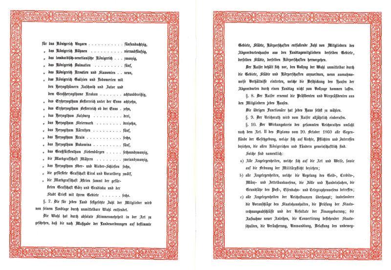 Distribuţia mandatelor în Reichsrat - foto preluat de pe ro.wikipedia.org
