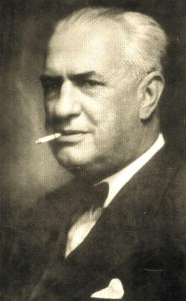 Constantin Argetoianu (n. 3/15 martie 1871, Craiova, România – d. 6 februarie 1955, Sighetu Marmației, România) a fost un om politic român, care a deținut funcția de președinte al Consiliului de Miniștri al României (între 28 septembrie 1939 și 23 noiembrie 1939) - foto preluat de pe ro.wikipedia.org